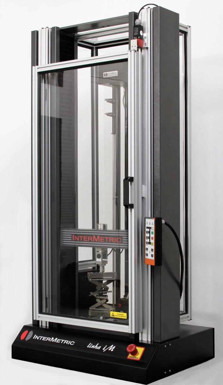 Maquina Universal Ensaios Eletromecânica iM50 (50 KN)