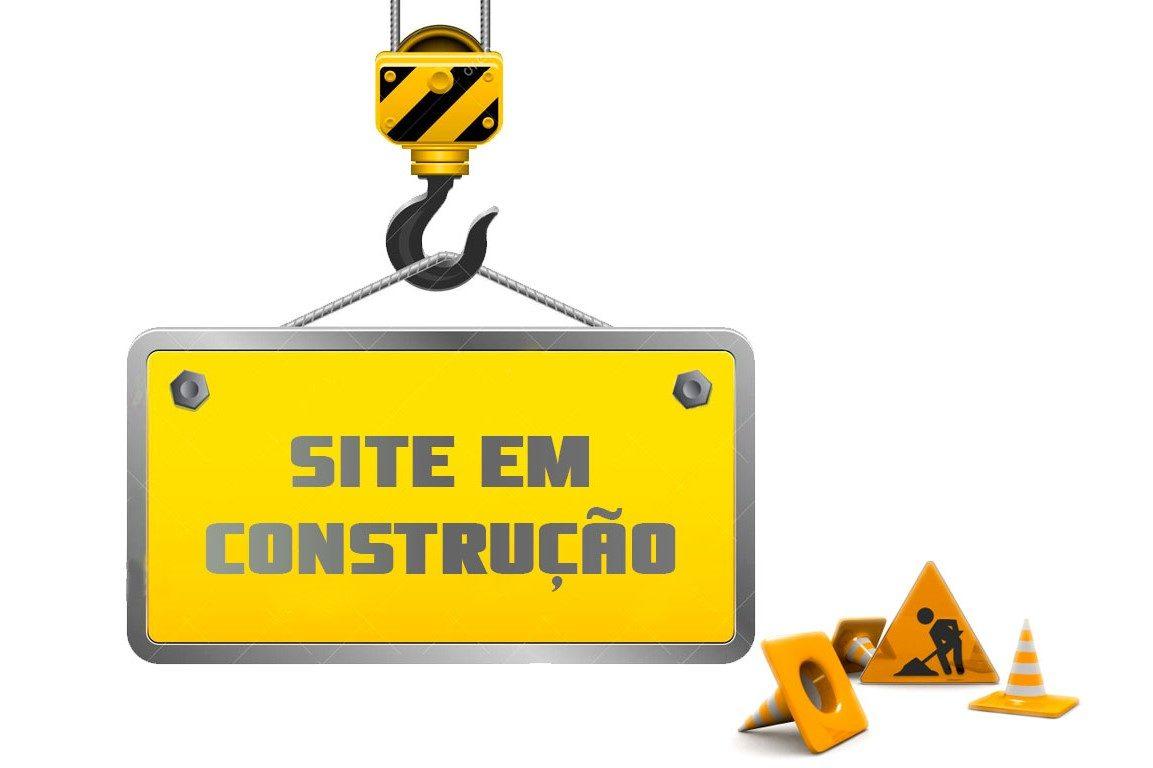 Site em construção!