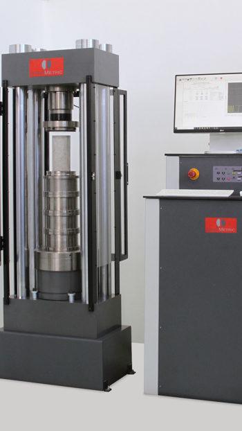Prensa para ensaio de concreto iM Advanced 2244